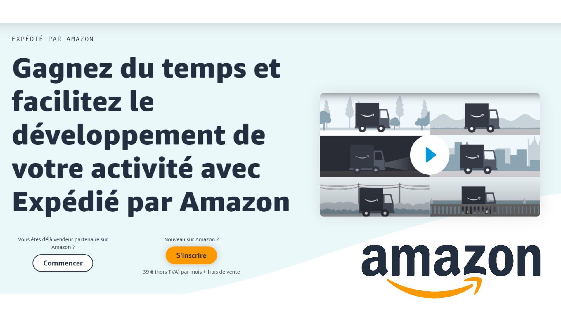 Service Amazon FBA Réussir sur Amazon FBA Intellifox