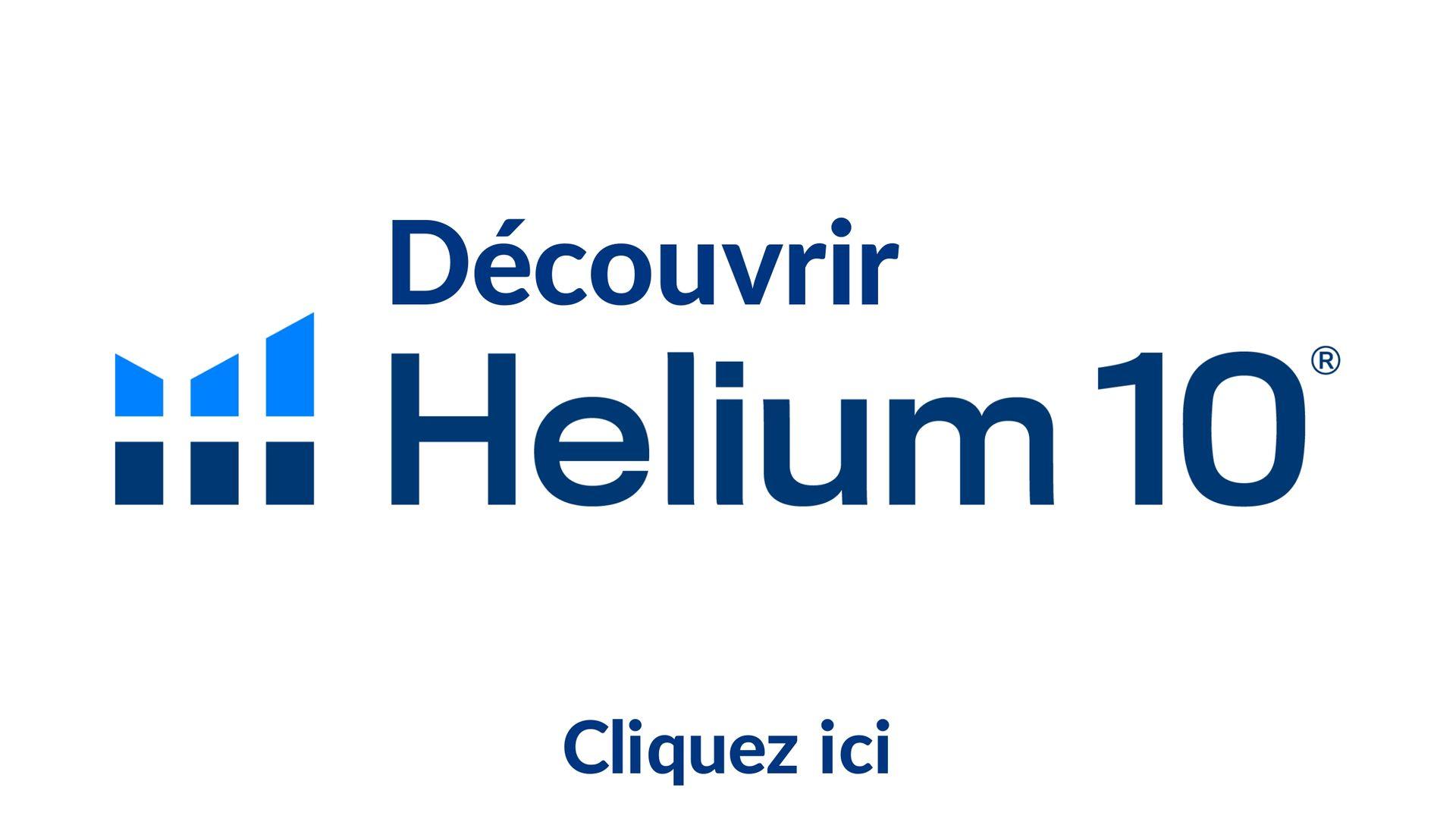 Helium10 Intellifox