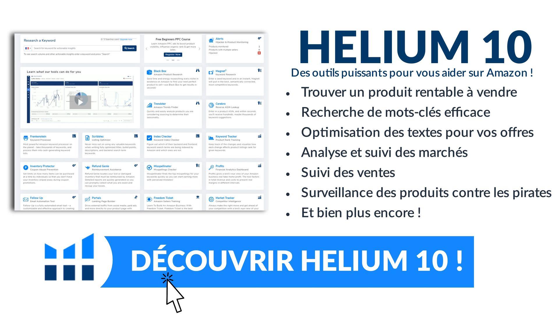 Helium 10 Intellifox
