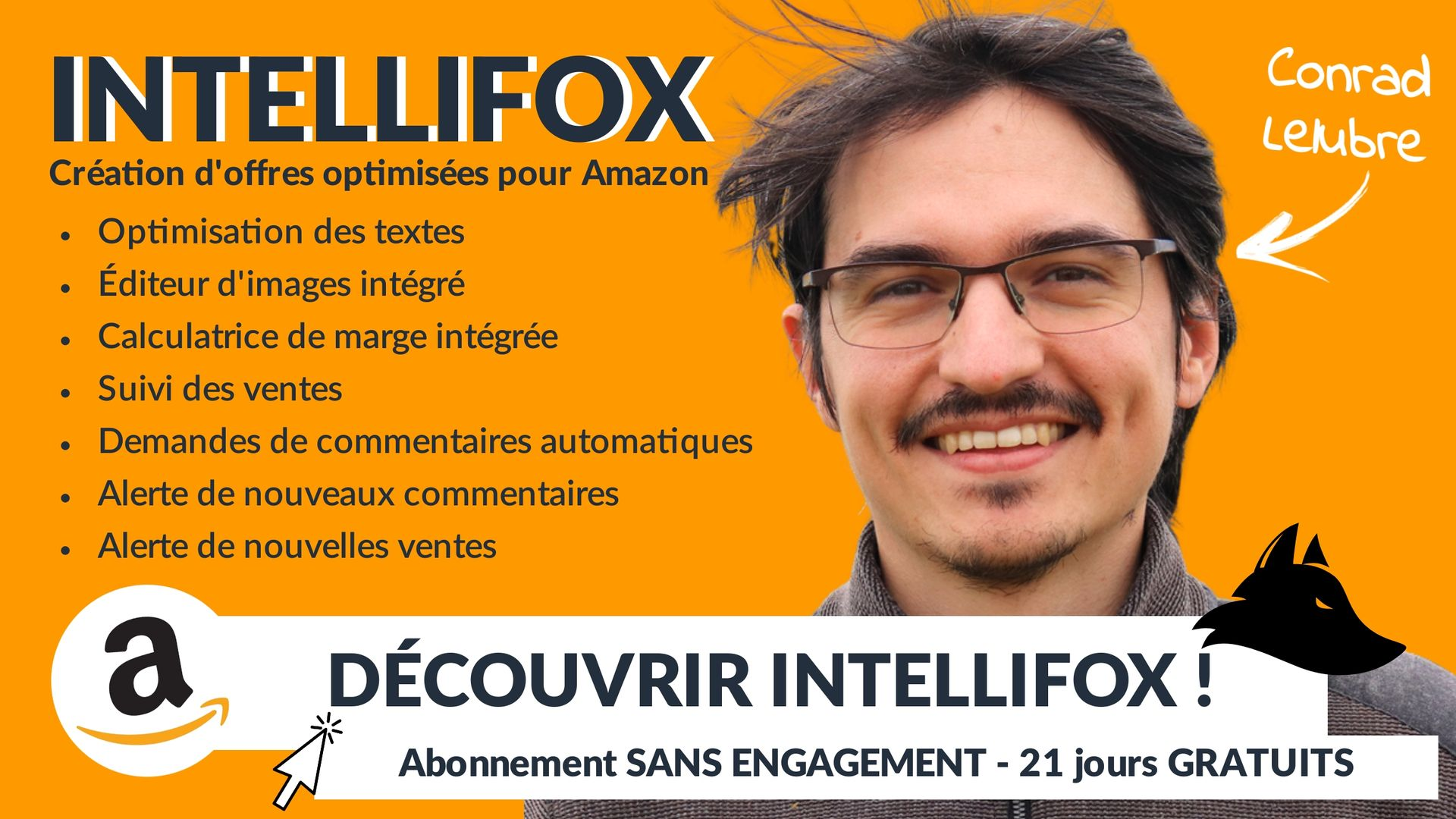 Intellifox reussir sur amazon fba