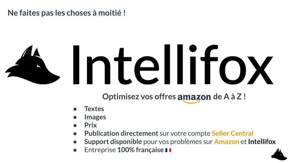 Intellifox - L'outil indispensable pour réussir sur Amazon