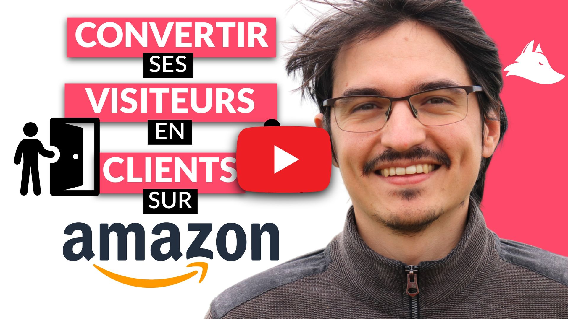 Convertir ses visiteurs en clients sur Amazon !