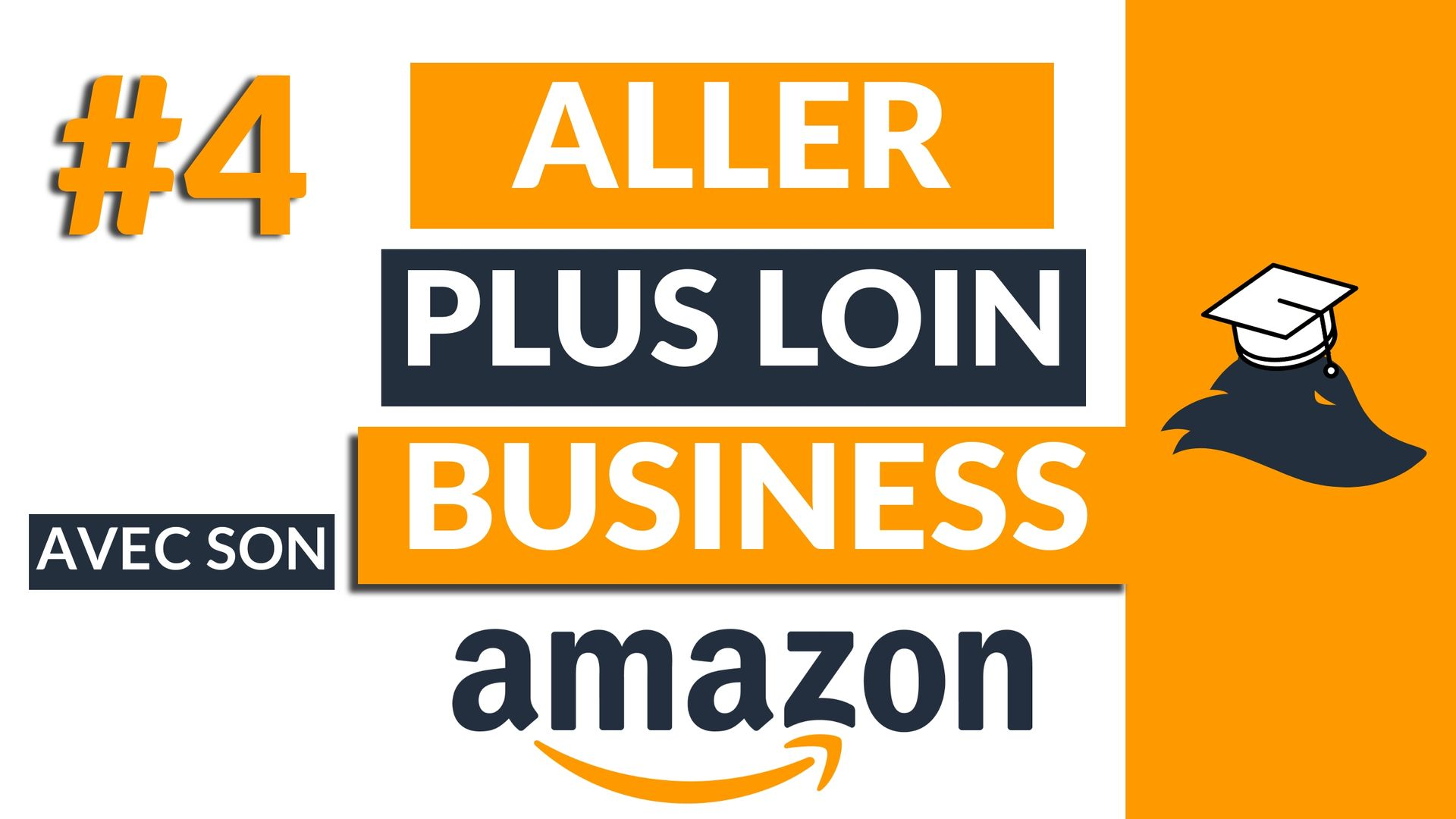 Mini-formation GRATUITE Intellifox - Comment ALLER PLUS LOIN avec son business Amazon FBA