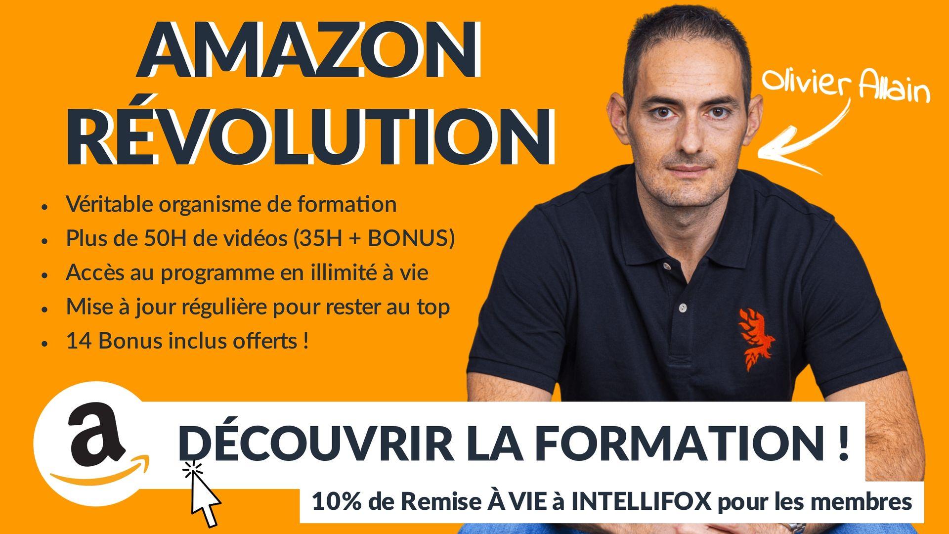 Intellifox - Amazon Revolution Olivier Allain